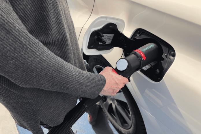 Recharge voiture electrique